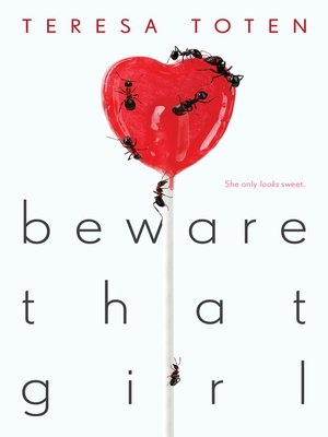 cover image of Beware That Girl