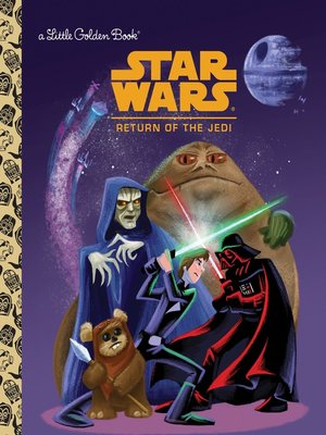 cover image of Star Wars: Return of the Jedi