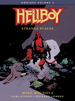 cover image of Hellboy Omnibus Volume 2