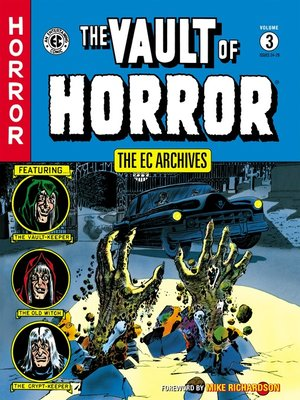 cover image of The Vault of Horror (1950), Volume 3