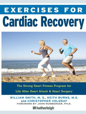 cover image of Exercises for Cardiac Recovery