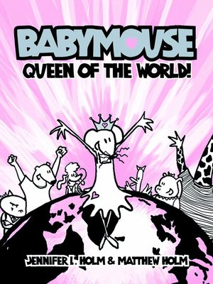 cover image of Babymouse #1