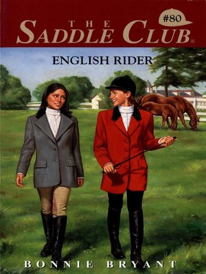cover image of English Rider