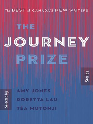 cover image of The Journey Prize Stories 32