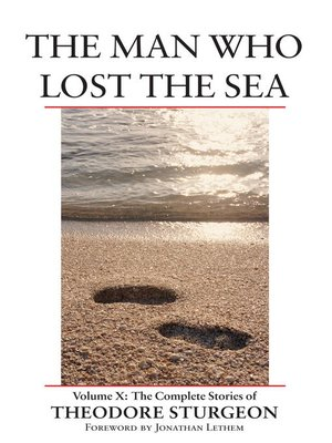 cover image of The Man Who Lost the Sea