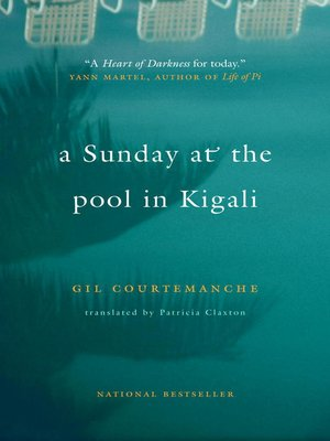 Image result for A Sunday at The Pool in Kigali by Gil