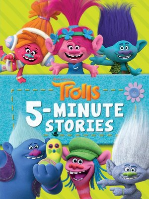 cover image of Trolls 5-Minute Stories (DreamWorks Trolls)