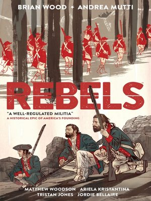 cover image of Rebels (2015), Volume 1