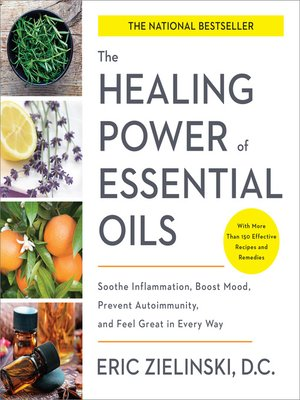 cover image of The Healing Power of Essential Oils