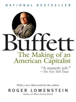 cover image of Buffett