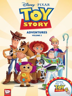 cover image of Disney/PIXAR Toy Story Adventures, Volume 2