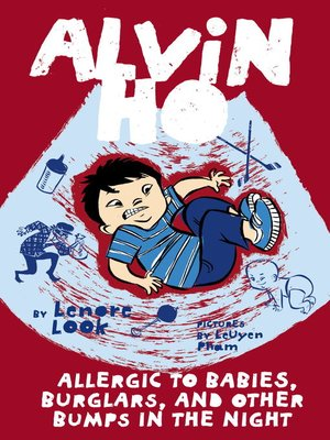 cover image of Allergic to Babies, Burglars, and Other Bumps in the Night