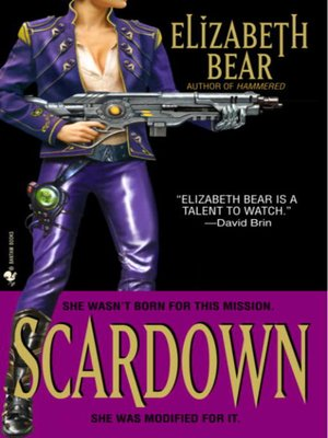 cover image of Scardown