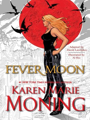cover image of Fever Moon (Graphic Novel)