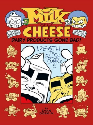 cover image of Milk and Cheese