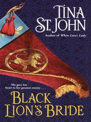 cover image of Black Lion's Bride