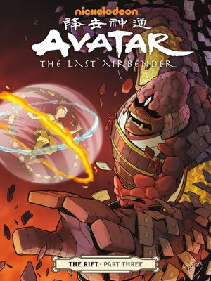 cover image of Avatar: The Last Airbender - The Rift (2014), Part Three