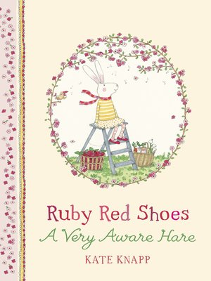 cover image of Ruby Red Shoes