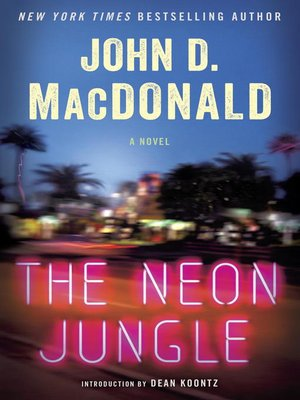cover image of The Neon Jungle
