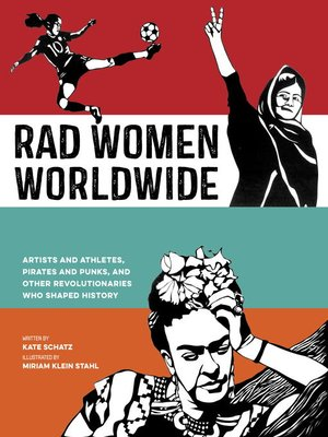cover image of Rad Women Worldwide
