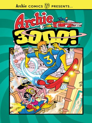 cover image of Archie 3000