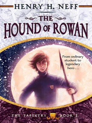 cover image of The Hound of Rowan