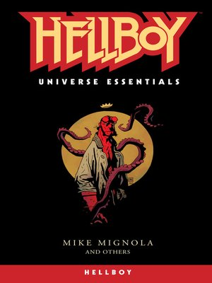 cover image of Hellboy Universe Essentials