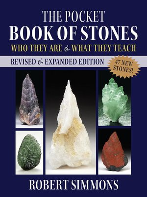 cover image of The Pocket Book of Stones