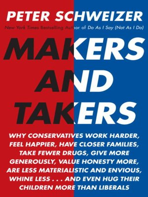 cover image of Makers and Takers