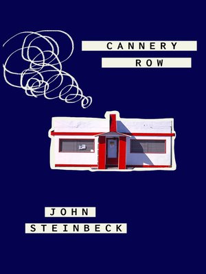 cover image of Cannery Row