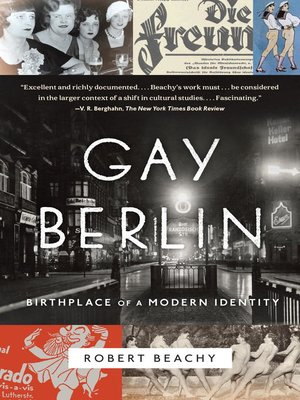 cover image of Gay Berlin