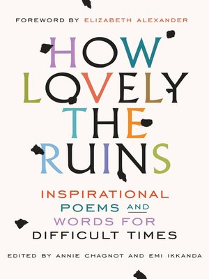 cover image of How Lovely the Ruins