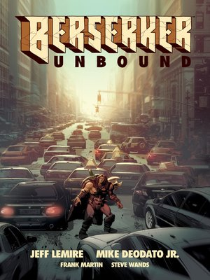 cover image of Berserker: Unbound (2019), Volume 1