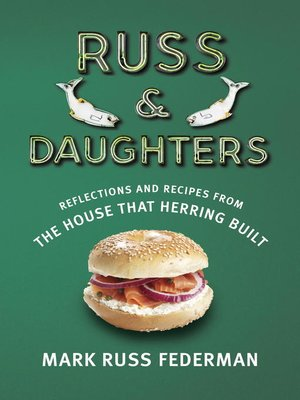 cover image of Russ & Daughters