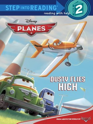 cover image of Dusty Flies High (Disney Planes)