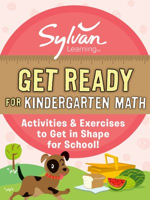 cover image of Get Ready for Kindergarten Math