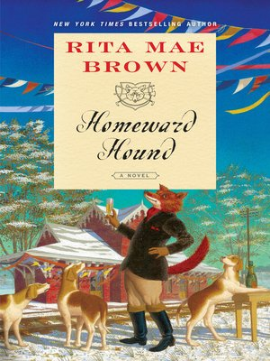 cover image of Homeward Hound