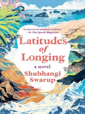 Latitudes of Longing Book Cover