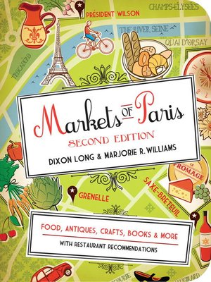 cover image of Markets of Paris