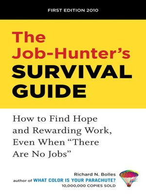 cover image of The Job-Hunter's Survival Guide