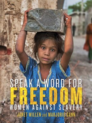 cover image of Speak a Word for Freedom
