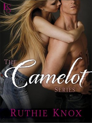 cover image of The Camelot Series 4-Book Bundle