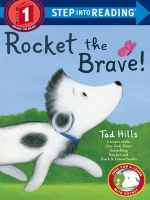 cover image of Rocket the Brave!