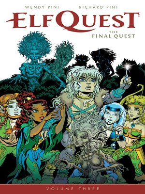 cover image of Elfquest: The Final Quest (2014), Volume 3