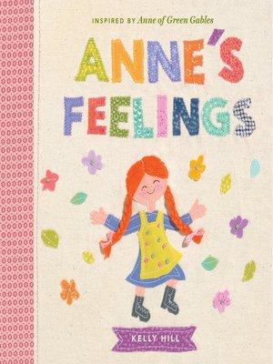 cover image of Anne's Feelings