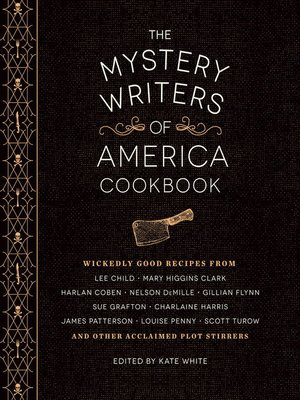 cover image of The Mystery Writers of America Cookbook