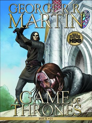 cover image of A Game of Thrones: Comic Book, Issue 21