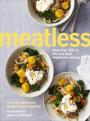 cover image of Meatless