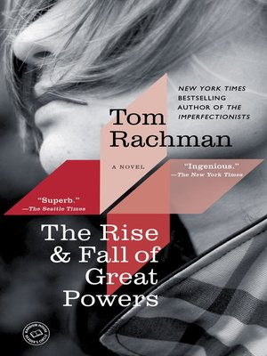 cover image of The Rise & Fall of Great Powers