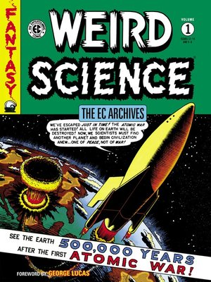 cover image of Weird Science (1950), Volume 1